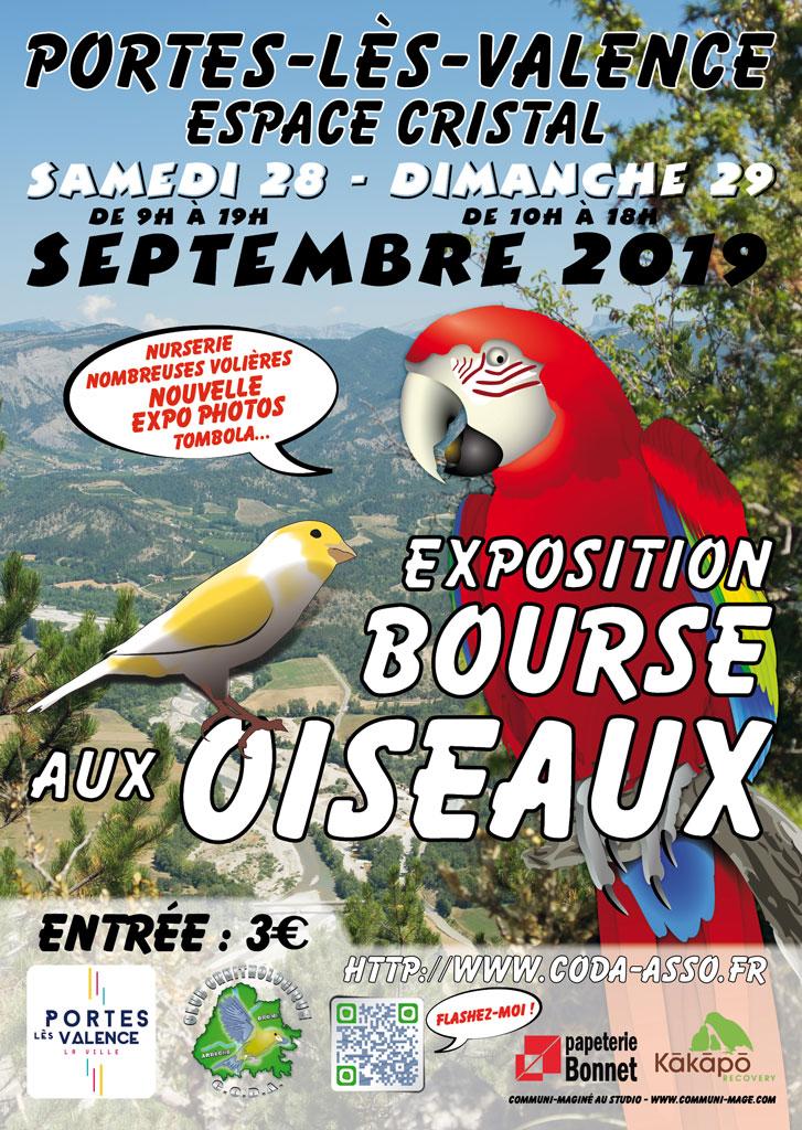 Exposition / Bourse aux Oiseaux