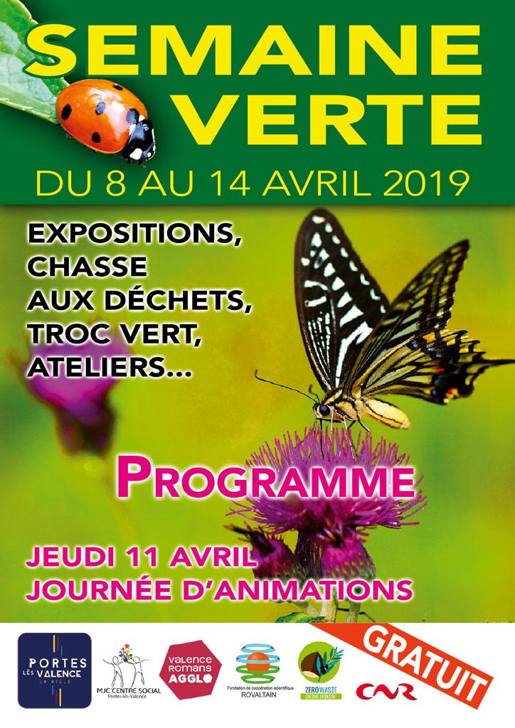 Semaine Verte de la ville de Portes-lès-Valence